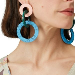 Joanna Laura Constantine Earrings Tribale Ring